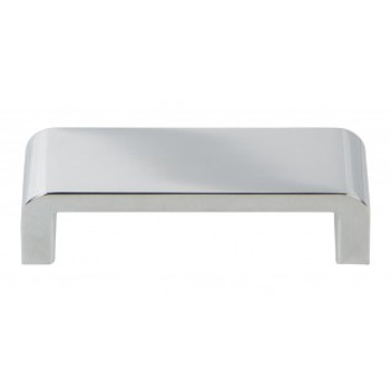 "Atlas Homewares, Platform, 3 3/4"" (96mm) Straight pull, Polished Chrome"