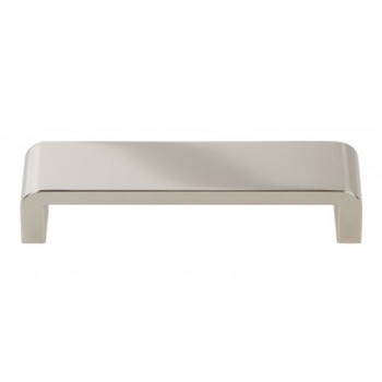 "Atlas Homewares, Platform, 5 1/16"" (128mm) Straight pull, Polished Nickel"