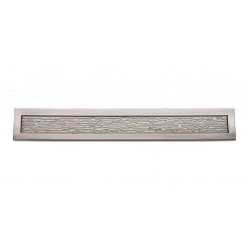 "Atlas Homewares, Primitive, 5 1/16"" (128mm) Bar pull, Brushed Nickel"