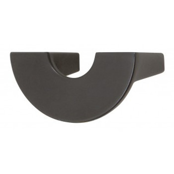 "Atlas Homewares, Roundabout, 1 1/4"" Curved pull, Modern Bronze"