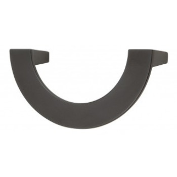 "Atlas Homewares, Roundabout, 3"" Curved Pull, Modern Bronze"