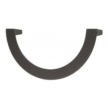 "Atlas Homewares, Roundabout, 5 1/16"" (128mm) Curved Pull, Modern Bronze"