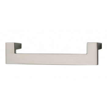 "Atlas Homewares, U Turn, 5 1/16"" (128mm) Straight pull, Brushed Nickel"