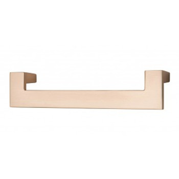 "Atlas Homewares, U Turn, 5 1/16"" (128mm) Straight pull, Champagne"