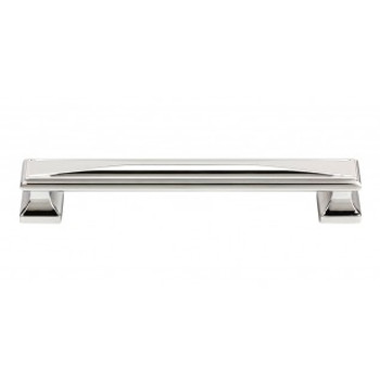 "Atlas Homewares, Wadsworth, 6 5/16"" (160mm) Straight pull, Polished Chrome"