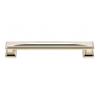 "Atlas Homewares, Wadsworth, 6 5/16"" (160mm) Straight pull, Polished Nickel"