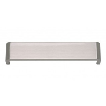 "Atlas Homewares, Successi, 6 5/16"" (160mm) Wide Straight pull, Brushed Nickel"