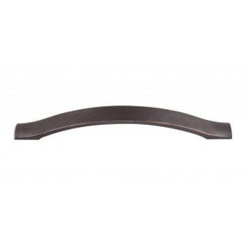 "Atlas Homewares, Successi, 6 5/16"" (160mm) Low Arch Curved Pull, Venetian Bronze"