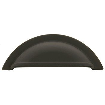 """Baldwin, Cup Pull, 4"""" Cup Pull, Oil Rubbed Bronze"""