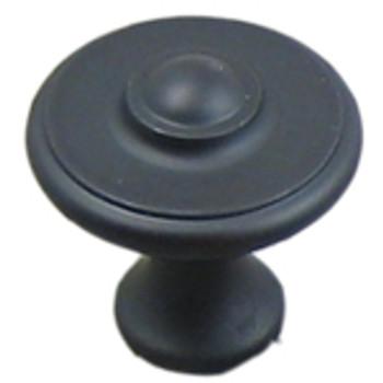 """Rusticware, 1 1/2"""" Round knob, Oil Rubbed Bronze"""
