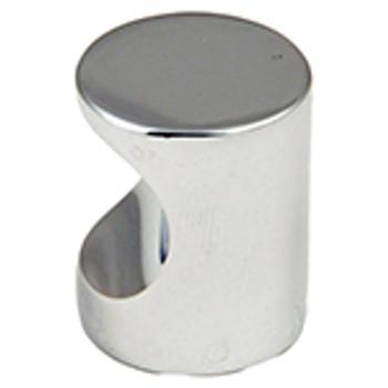 "Rusticware, 1"" Modern Round Whistle knob, Chrome"
