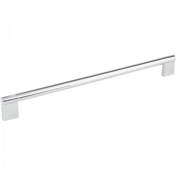 "Elements, Knox, 12 5/8"" (320mm) Straight Pull, Polished Chrome"