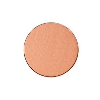"Century, Round, 1 5/8"" Round Knob, Brushed Copper"