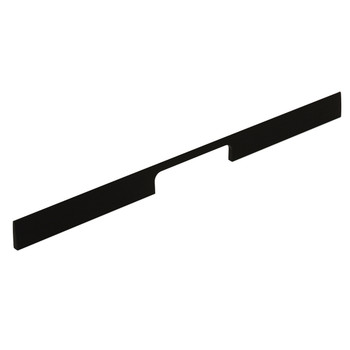 "Century, Line, 6 5/16"" and 44 1/8"" Straight Pull, Brushed Black"