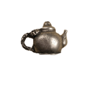 Anne at Home, Tea Pot, Right