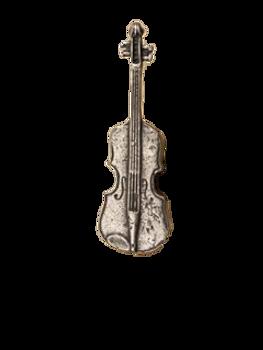 Anne at Home, Violin