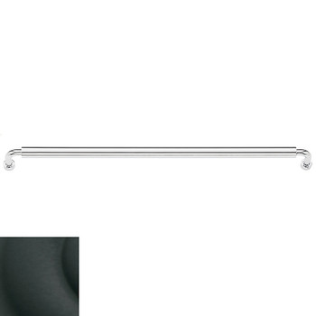 "Baldwin, Hollywood Hills, 18"" Appliance Pull, Matte Black"