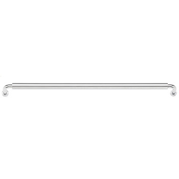 "Baldwin, Hollywood Hills, 18"" Appliance Pull, Polished Chrome"