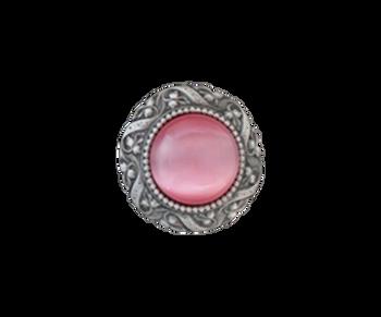 Pink Cat's Eye stone