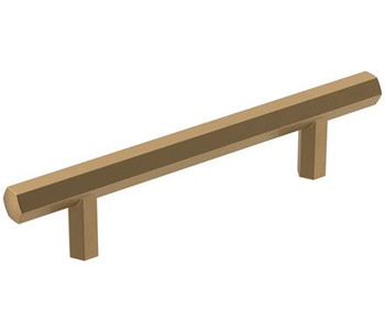 "Amerock, Caliber, 3 3/4"" (96mm) Bar Pull, Champagne Bronze"