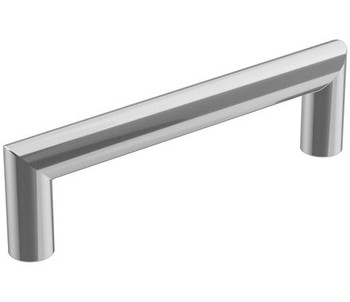 "Amerock, Revolve, 3 3/4"" (96mm) Straight Pull, Polished Chrome"