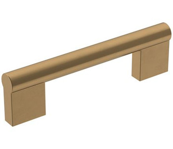 "Amerock, Vaile, 3 3/4"" (96mm) Straight Knob, Champagne Bronze"