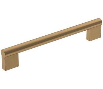 "Amerock, Vaile, 6 5/16"" (160mm) Straight Knob, Champagne Bronze"