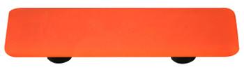 "Aquila Art Glass, Opaline, 3"" Straight Pull, Orange"