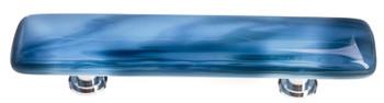 "Sietto, Reflective, Cirrus, 5"" Straight Pull, Marine Blue"