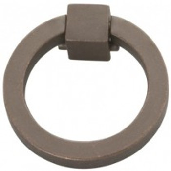 "Belwith Hickory, Camarilla, 2"" Ring Pull, Dark Antique Copper"