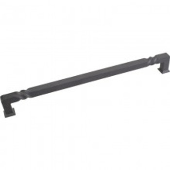 "Jeffrey Alexander, Tahoe, 12"" (305mm) Appliance Pull, Black"