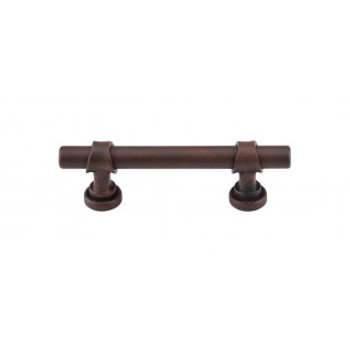 "Top Knobs, Dakota, Bit, 3"" Bar pull, Patina Rouge"