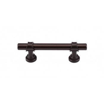 "Top Knobs, Dakota, Bit, 3"" Bar pull, Oil Rubbed Bronze"