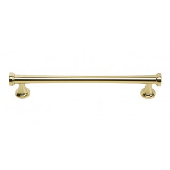 "Atlas Homewares, Browning, 6 5/16"" (160mm) Bar Pull, French Gold"