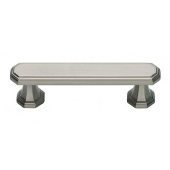 "Atlas Homewares, Dickinson, 3"" Bar Pull, Brushed Nickel"