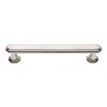 "Atlas Homewares, Dickinson, 5 1/16"" (128mm) Bar Pull, Polished Nickel"