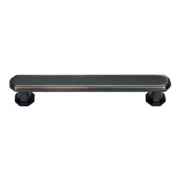 "Atlas Homewares, Dickinson, 5 1/16"" (128mm) Bar pull, Venetian Bronze"
