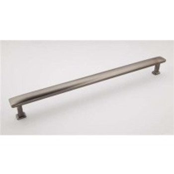 """Alno, Cloud, 18"""" Appliance Pull, Pewter"""