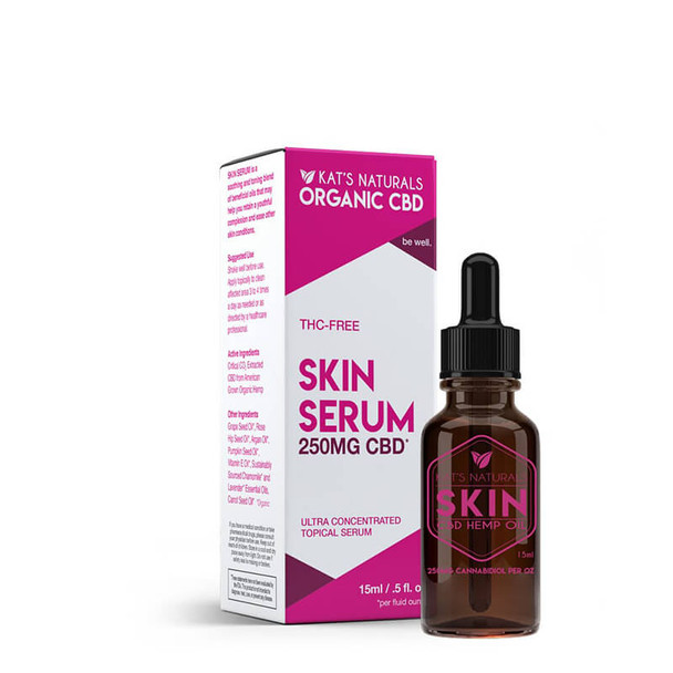 CBD Skin Serum - 125mg<