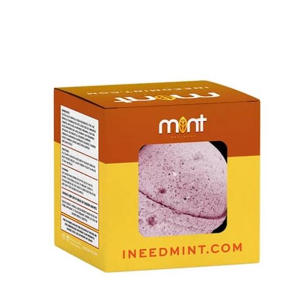 Mint Wellness - CBD Bath - Cedarwood and Tangerine Bath Bomb - 35mg