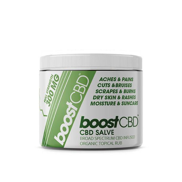 BoostCBD - CBD Topical - Infused Salve - 4oz