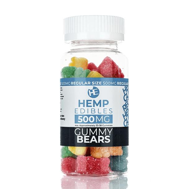 Hemp Edibles by Yami Vapor CBD - CBD Edible - Gummies - 10mg