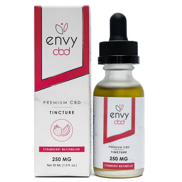 ENVY CBD - CBD Tincture - Strawberry Watermelon - 250mg-1000mg