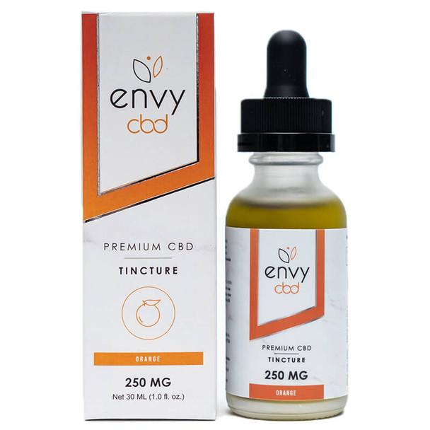ENVY CBD - CBD Tincture - Orange - 250mg-1000mg