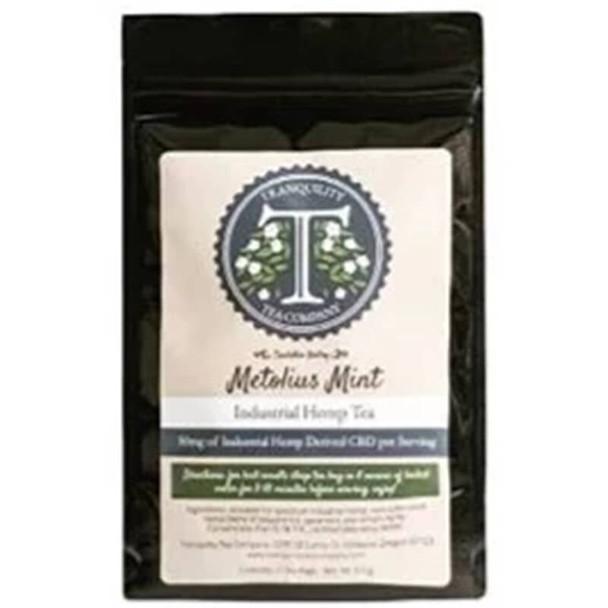 Tranquility Tea Company - CBD Tea - Metolius Mint - 250mg
