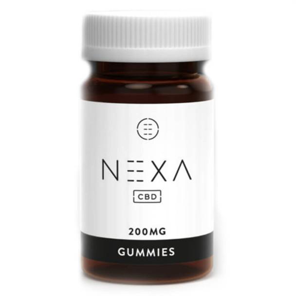Nexa CBD - CBD Edible - Gummies - 10mg