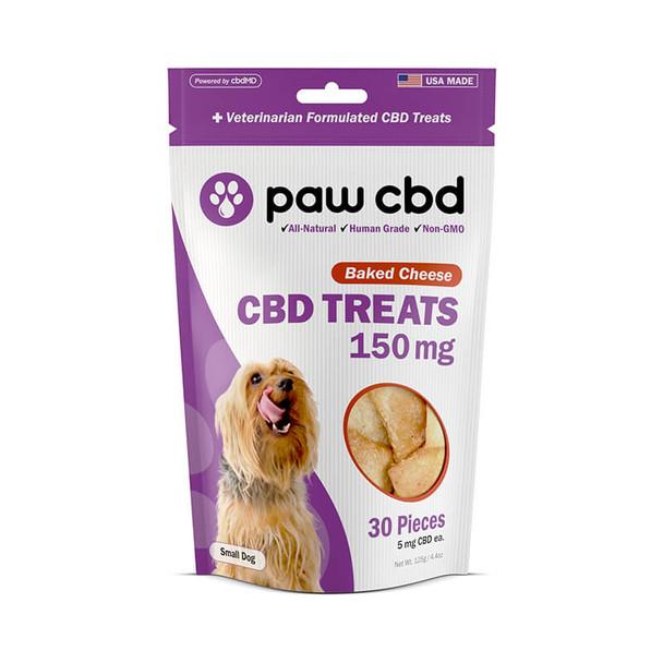 cbdMD - CBD Pet Edible - Baked Cheese Dog Treats - 150mg-600mg
