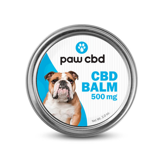 cbdMD - CBD Pet Topical - Paw Balm - 500mg