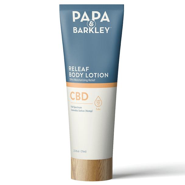 Papa & Barkley - CBD Topical - Releaf Body Lotion - 750mg
