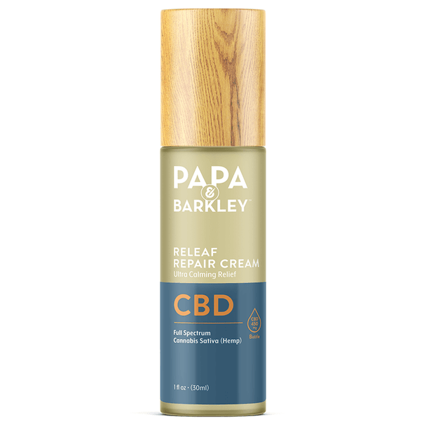 Papa & Barkley - CBD Topical - Releaf Repair Cream - 450mg